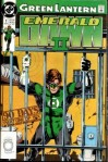 Green Lantern Emerald Dawn II