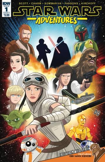 star wars adventurs
