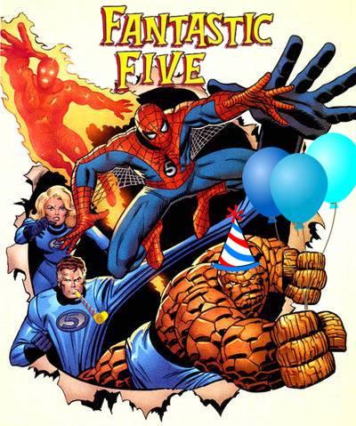fantastic-five