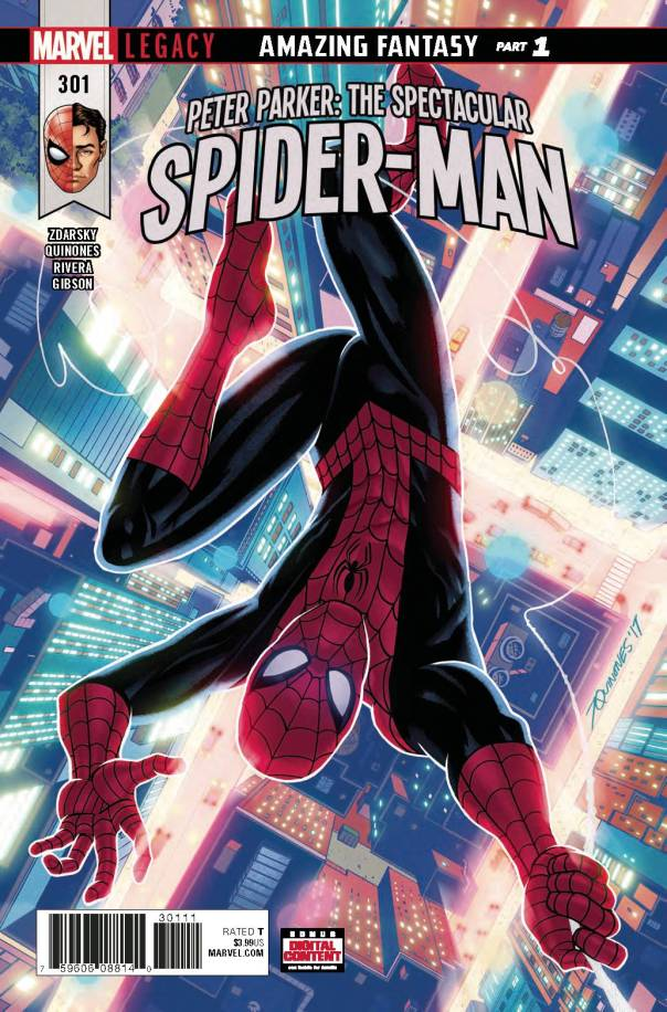 marvel comics 3/14/18